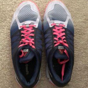Reebok Speed Crossfit shoes sneakers